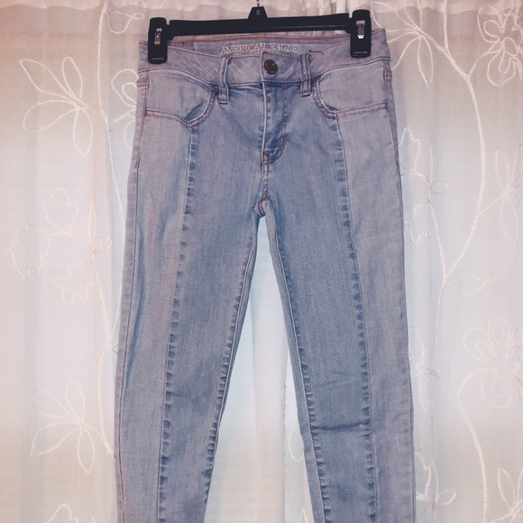 American Eagle Outfitters Denim - Jegging Crop Jeans